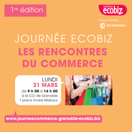 Grenoble ecobiz commerce for Chambre de commerce grenoble